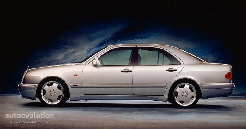 Mercedes Benz E 50 Amg W210 Specs 1996 1997