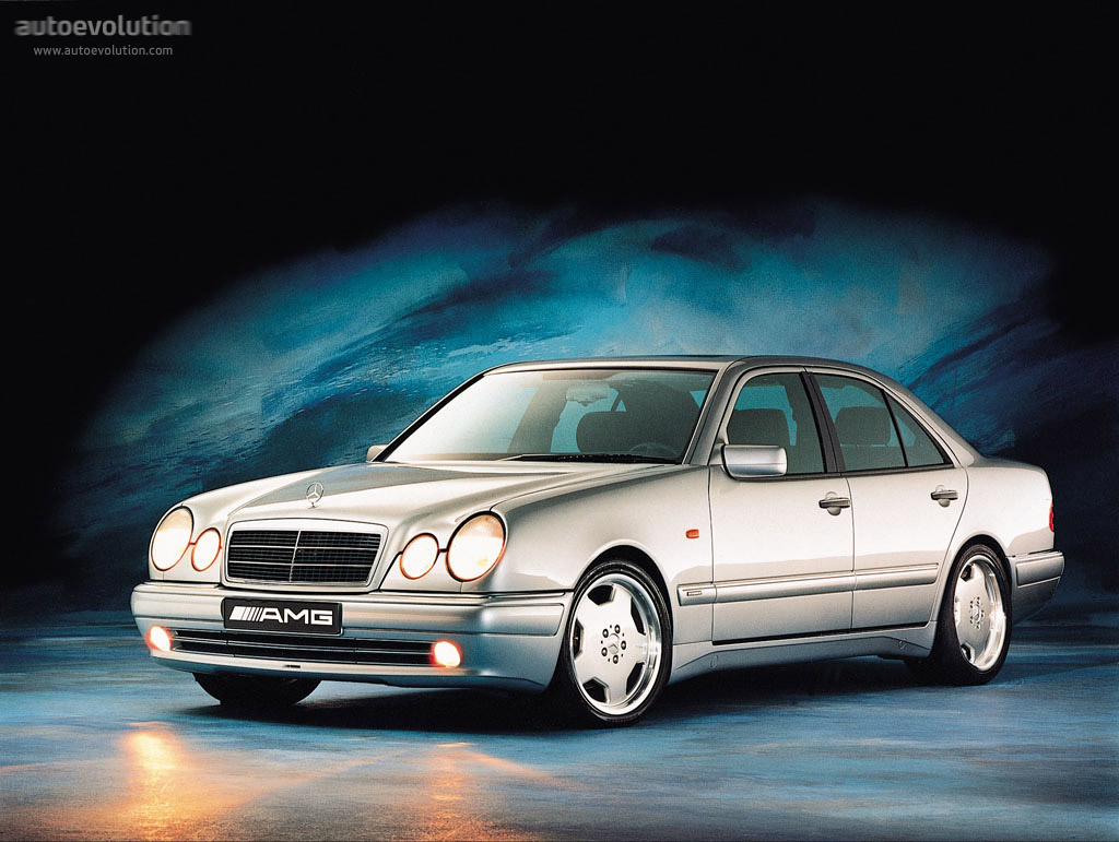 Mercedes Benz E 50 Amg W210 Specs Amp Photos 1996 1997