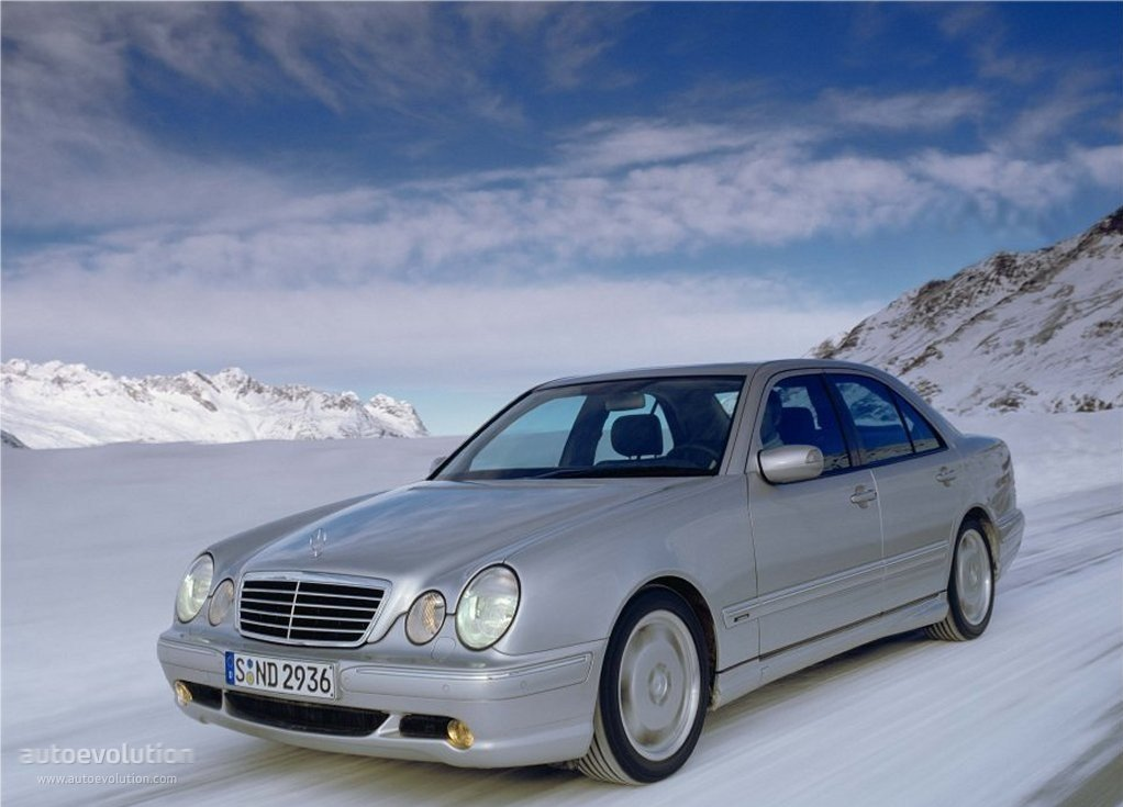 mercedes benz e 55 amg w210 specs 1997 1998 1999 2000 2001 2002 autoevolution. Black Bedroom Furniture Sets. Home Design Ideas