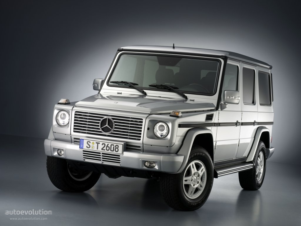 mercedes benz g klasse w463 2007 2008 autoevolution. Black Bedroom Furniture Sets. Home Design Ideas