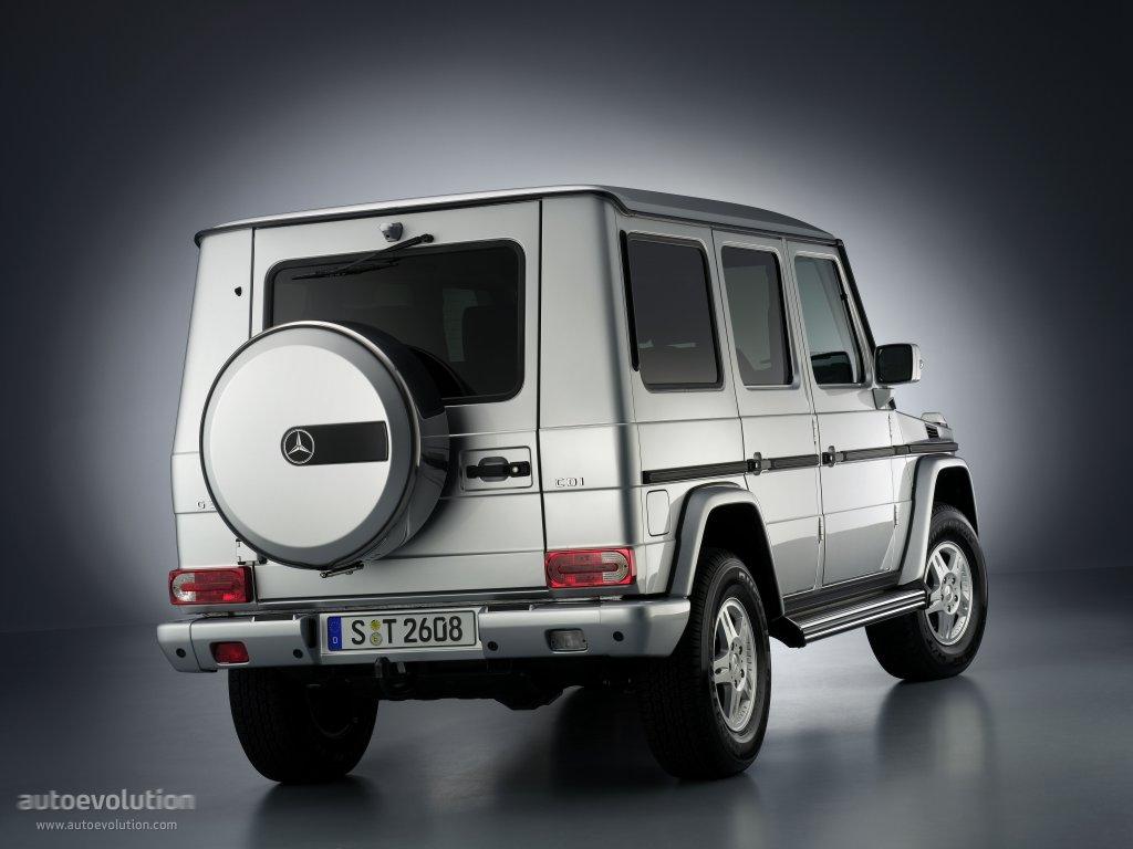 mercedes benz g klasse w463 2007 2008 autoevolution. Black Bedroom Furniture Sets. Home Design Ideas