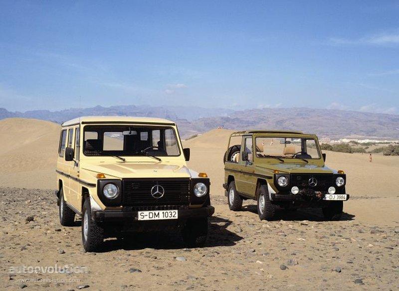 Ambulances For Sale >> MERCEDES BENZ G-Klasse (W460/W461) specs & photos - 1979, 1980, 1981, 1982, 1983, 1984, 1985 ...
