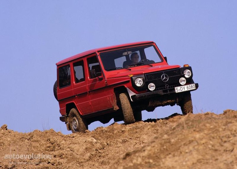 Mercedes Benz G Klasse W460 W461 Specs Amp Photos 1979