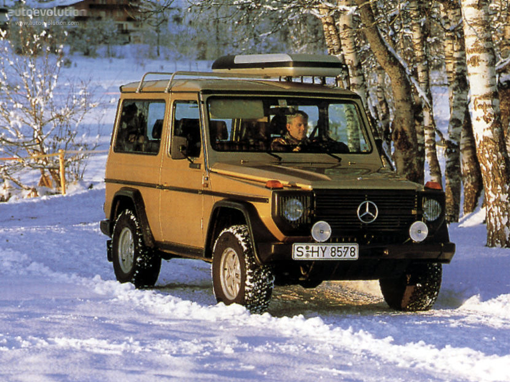 mercedes benz g klasse kurz w460 461 1979 1980 1981. Black Bedroom Furniture Sets. Home Design Ideas