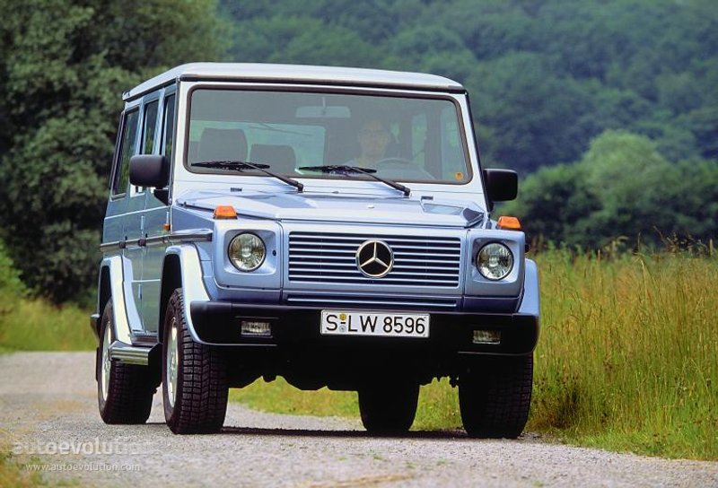 mercedes benz g klasse w463 specs 1989 1990 1991. Black Bedroom Furniture Sets. Home Design Ideas