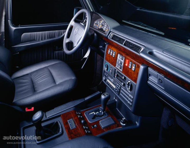 Mercedes Benz G Klasse W463 Specs Amp Photos 1989 1990