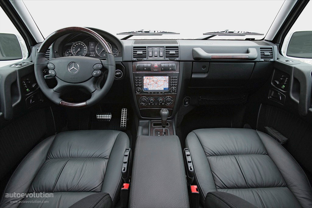 Mercedes Benz G Klasse W463 Specs Amp Photos 2007 2008