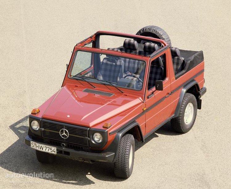 mercedes benz g klasse cabrio w460 specs 1979 1980 1981 1982 1983 1984 1985 1986. Black Bedroom Furniture Sets. Home Design Ideas