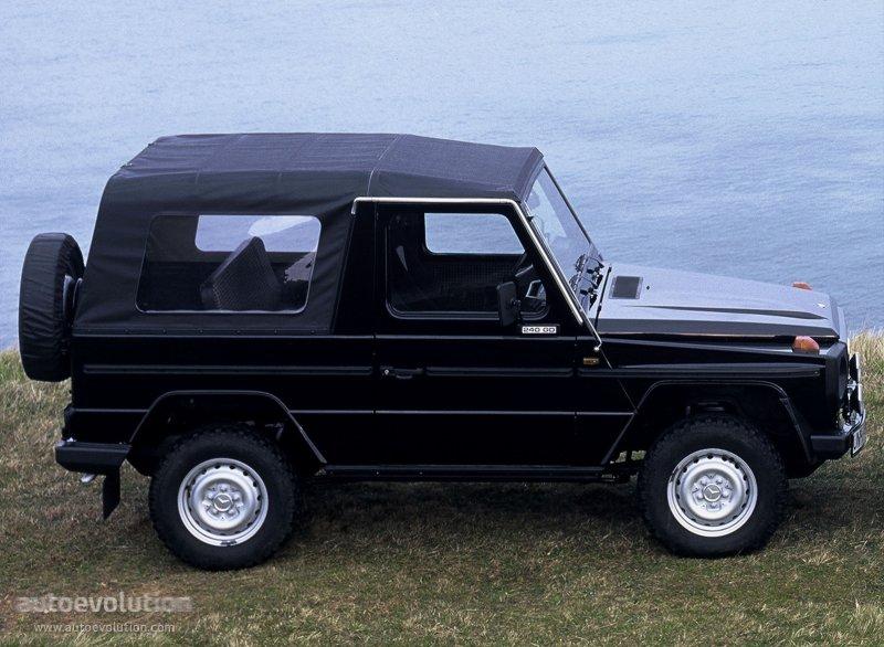 1992 mercedes benz g klasse cabriolet partsopen. Black Bedroom Furniture Sets. Home Design Ideas