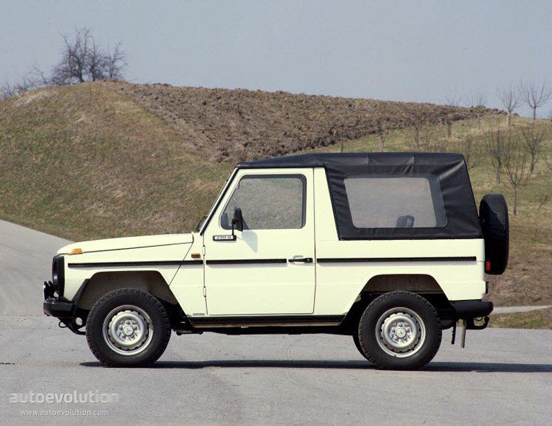 mercedes benz g klasse cabrio w460 1979 1980 1981 1982 1983 1984 1985 1986 1987. Black Bedroom Furniture Sets. Home Design Ideas