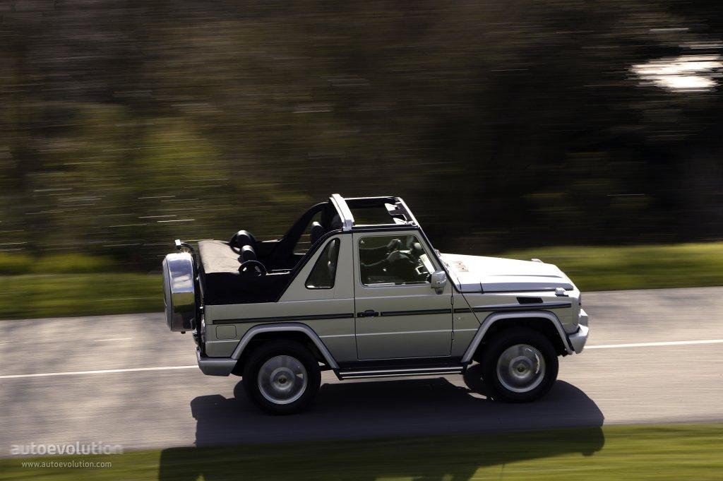 mercedes benz g klasse cabrio w463 2001 2002 2003 2004 2005 2006 2007 2008. Black Bedroom Furniture Sets. Home Design Ideas
