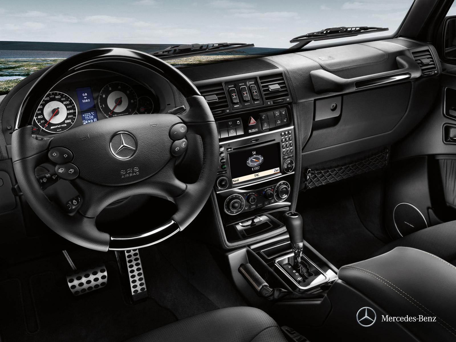 mercedes benz g klasse cabrio w463 2007 2008 2009 2010 2011 2012 autoevolution. Black Bedroom Furniture Sets. Home Design Ideas