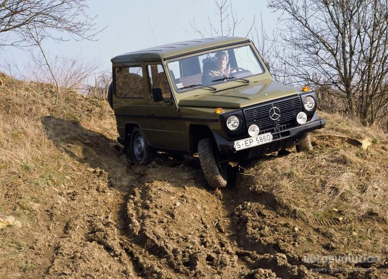 Mercedes Benz G Klasse Kurz W460 461 Specs Amp Photos