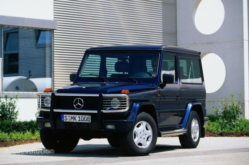 Mercedes Benz G Klasse Kurz W463 Specs Amp Photos 1990
