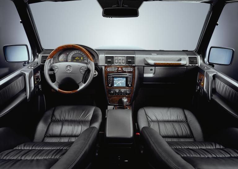 2017 - [Mercedes-Benz] Classe G II - Page 5 MERCEDESBENZG-KlasseKurz-W463--2454_1