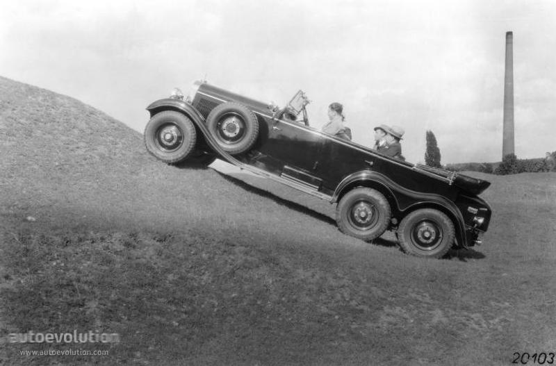 Mercedes Benz G4 W31 Specs Amp Photos 1934 1935 1936