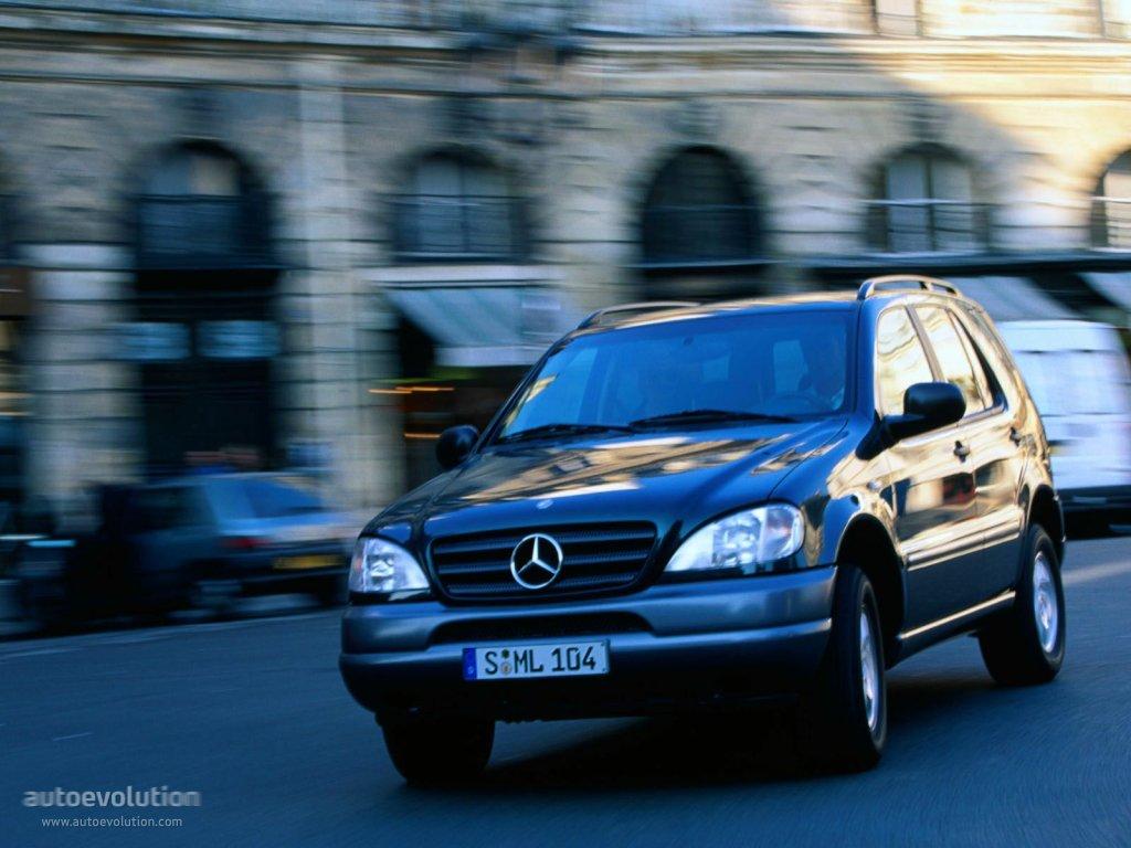 Mercedes Benz Ml Klasse W163 1997 1998 1999 2000