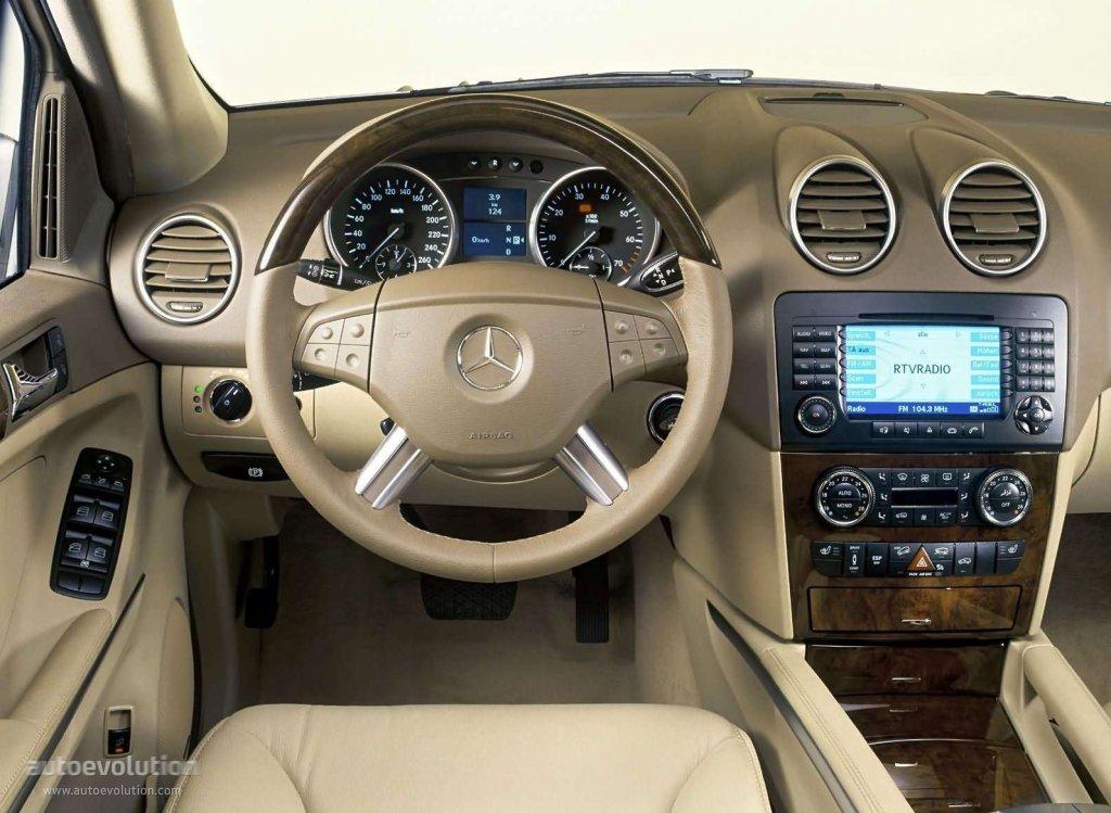 Mercedes Benz Ml Klasse W Specs Photos   Autoevolution