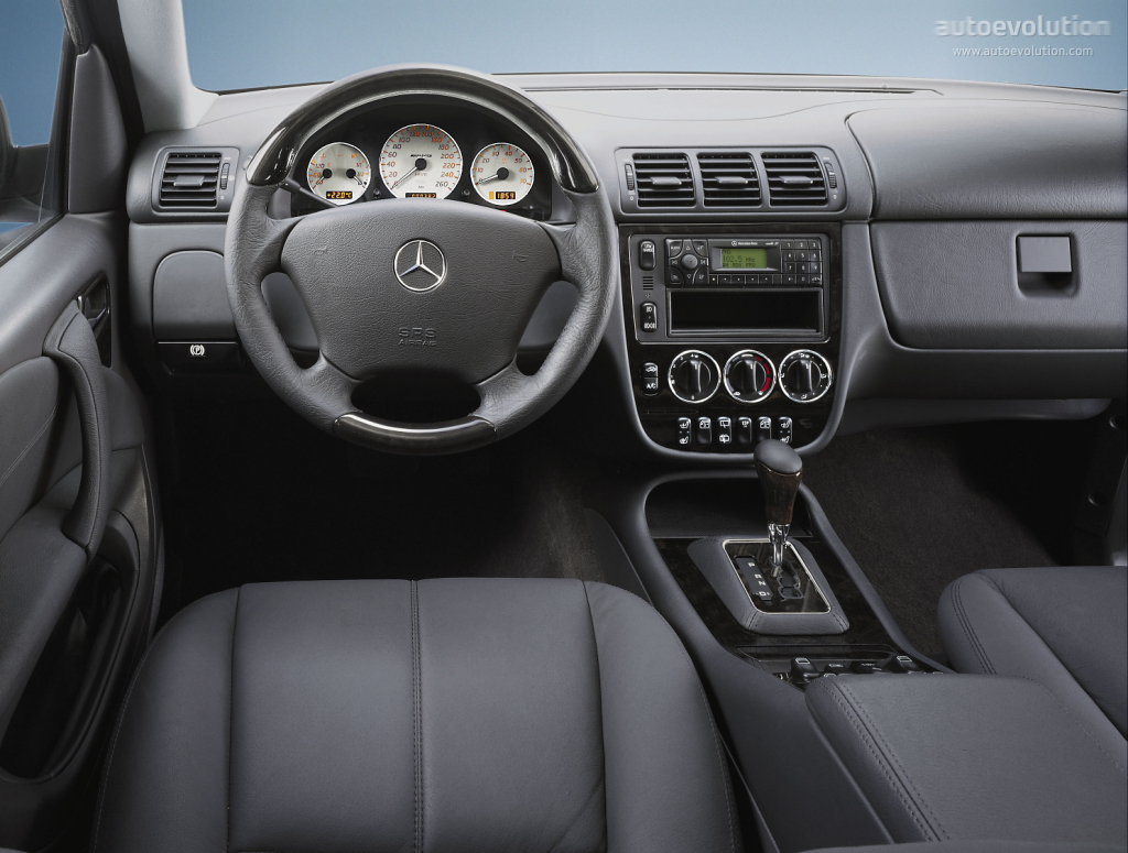 mercedes benz ml 55 amg (w163) spezifikationen & fotos - 1999, 2000