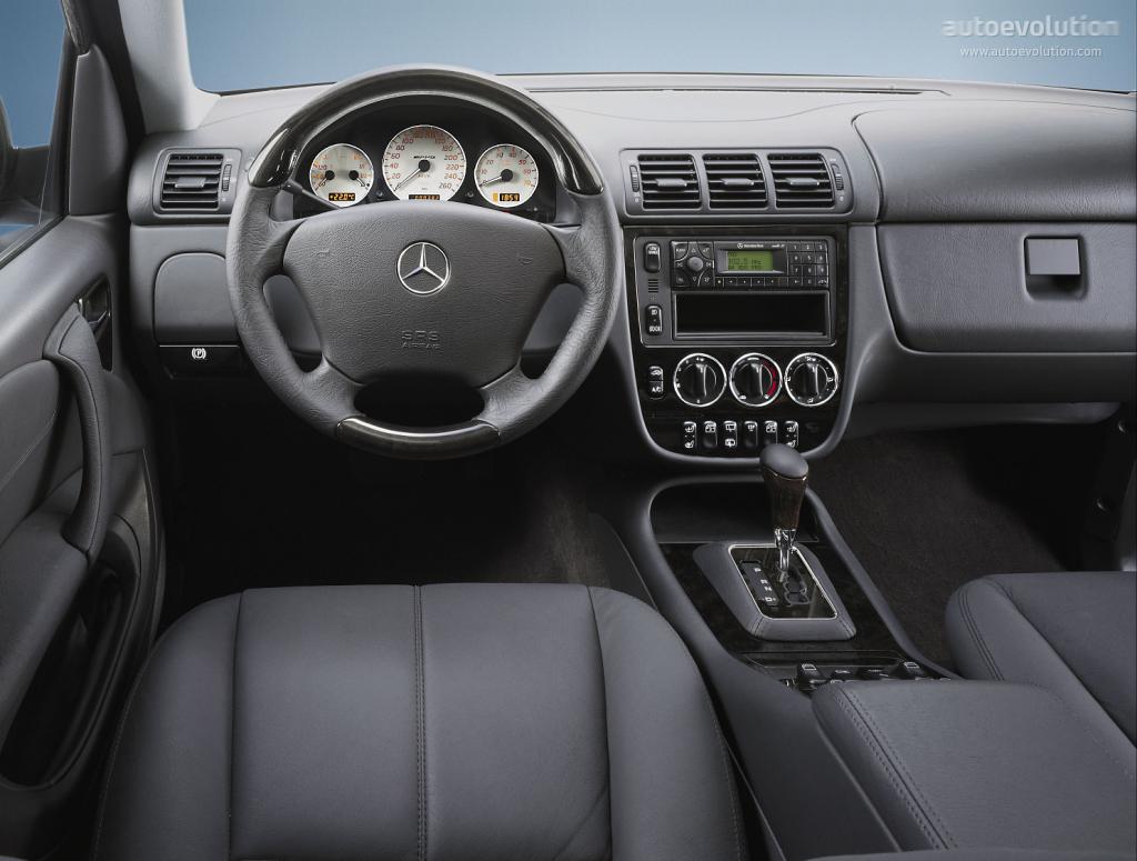 Mercedes Benz Ml 55 Amg W163 1999 2000 2001 2002