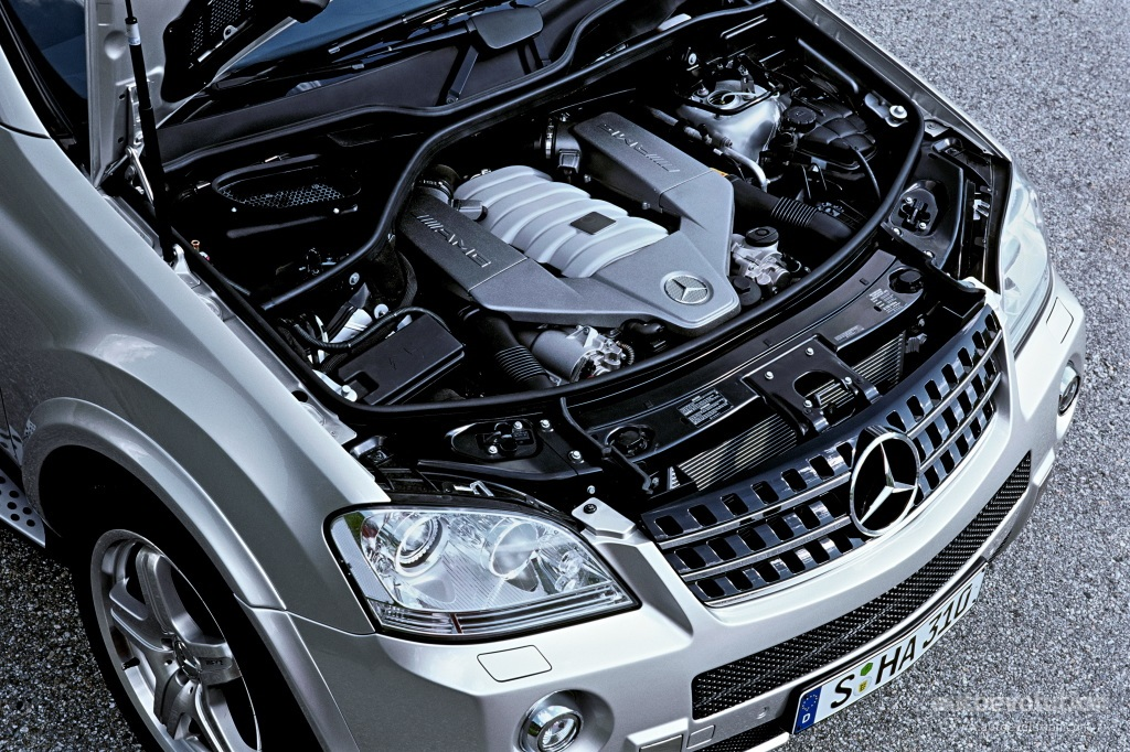 Mercedes Ml Engine For Sale