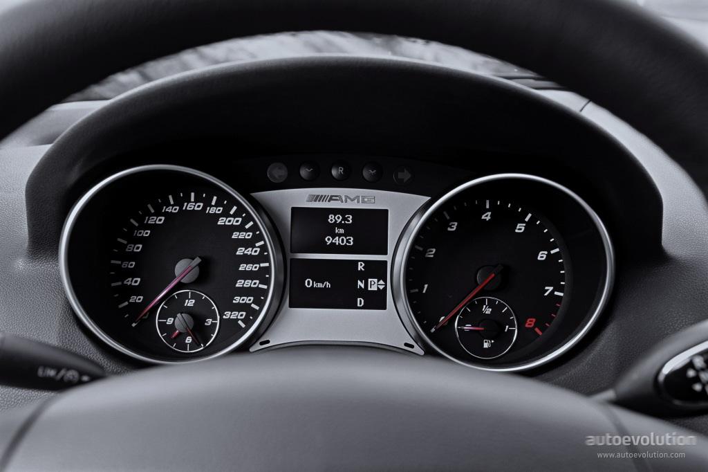 Mercedes Benz Ml 63 Amg W164 2008 2009 2010 2011