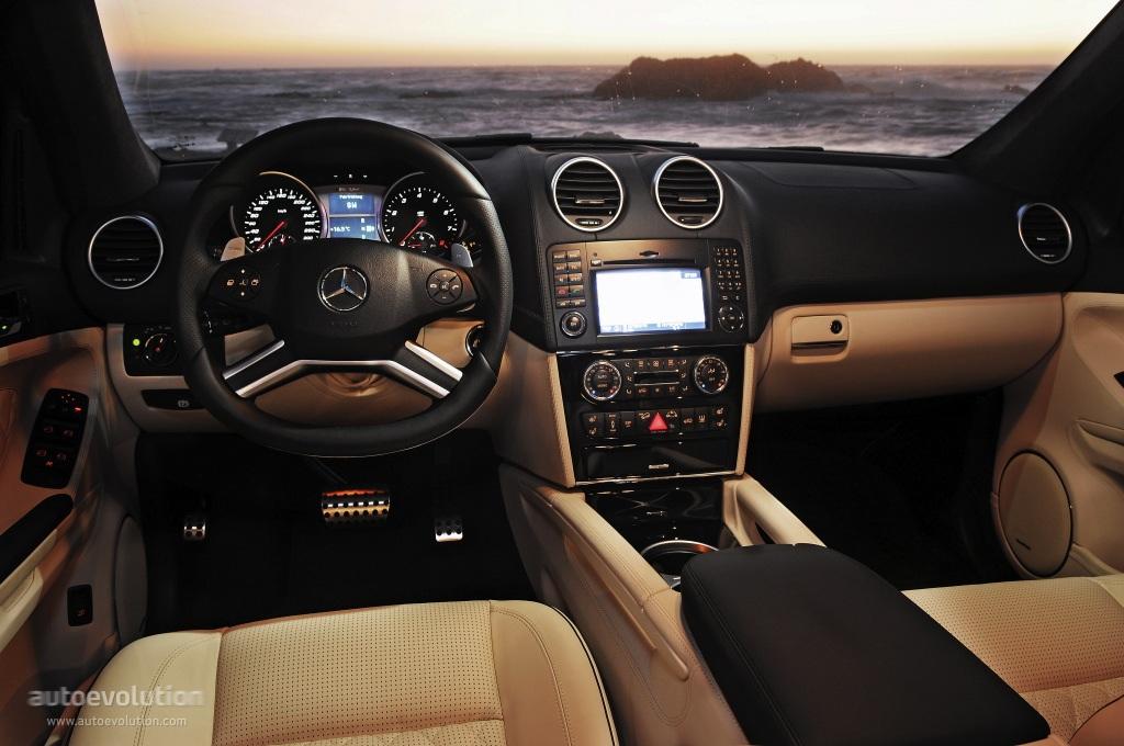 Mercedes Benz Ml 63 Amg W164 Specs Amp Photos 2008 2009