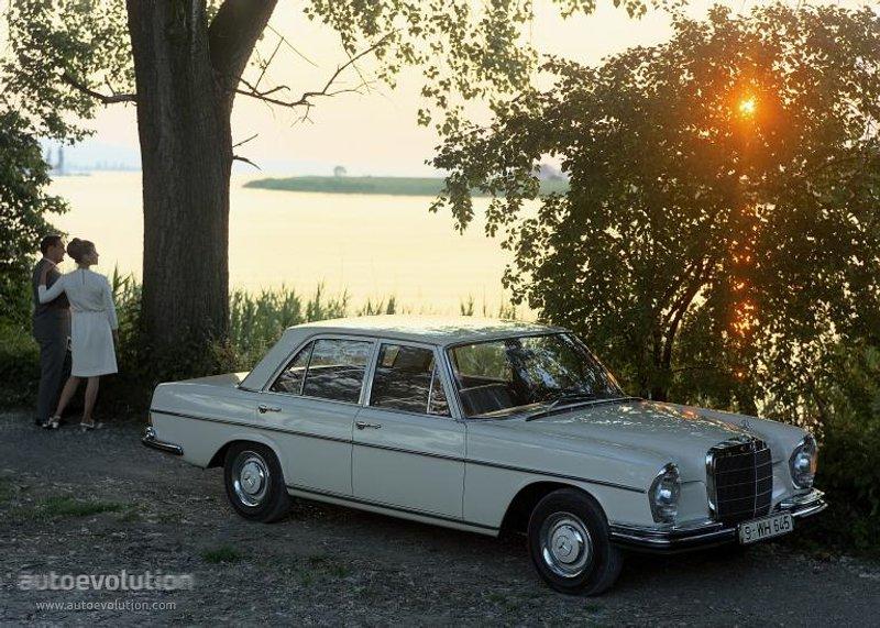 Mercedes Benz 2019 Models >> MERCEDES BENZ S-Klasse (W108/W109) specs - 1965, 1966, 1967, 1968, 1969, 1970, 1971, 1972 ...