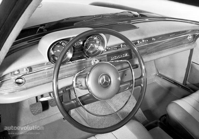 Mercedes Benz S Klasse W108 W109 Specs Amp Photos 1965