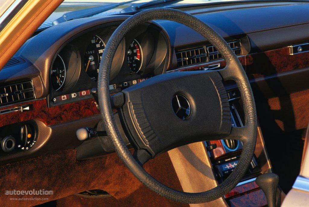 Mercedes Benz S Klasse W116 Specs Amp Photos 1972 1973