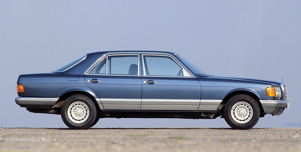 Mercedes benz s klasse w126 specs 1979 1980 1981 for Mercedes benz 500se