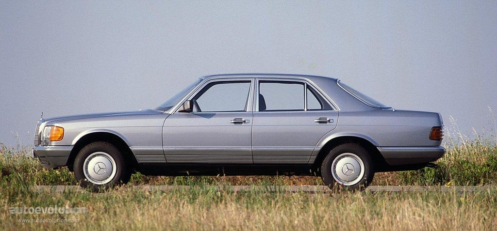 Mercedes benz s klasse w126 1979 1980 1981 1982 for Mercedes benz 1979