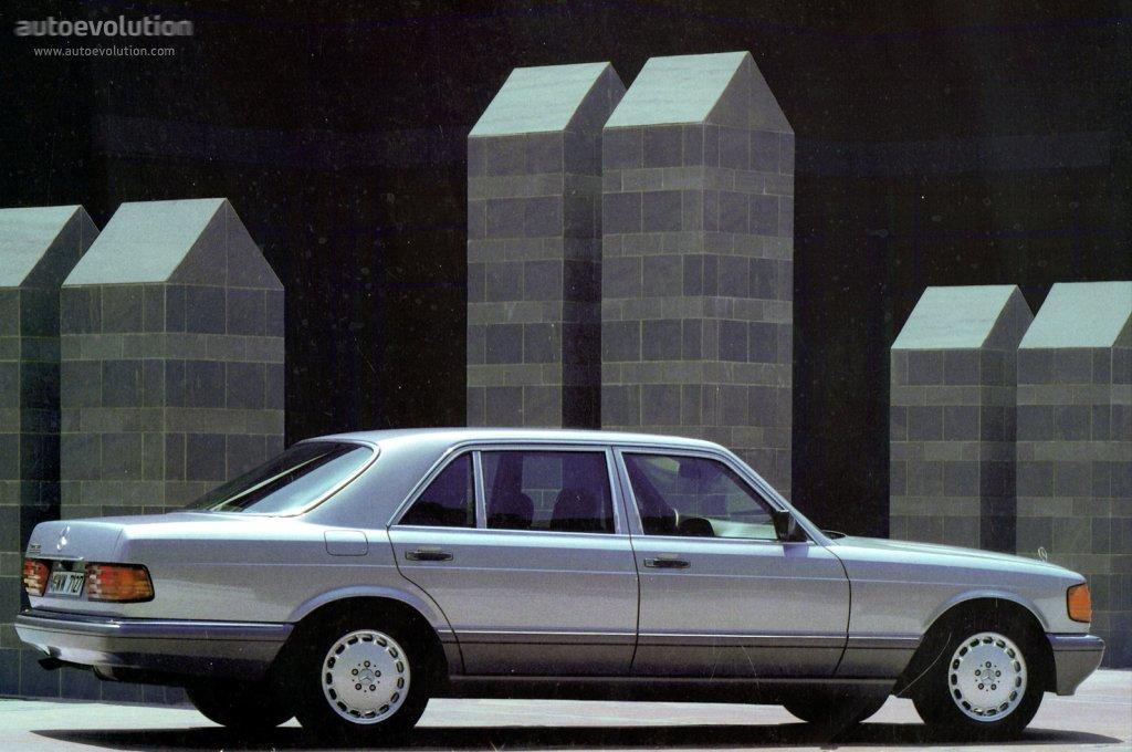 Mercedes Benz S Klasse W126 Specs Amp Photos 1979 1980