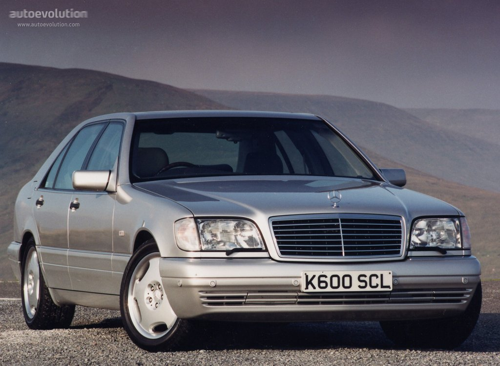 mercedes benz s klasse w140 specs photos 1995 1996 1997 1998 autoevolution. Black Bedroom Furniture Sets. Home Design Ideas