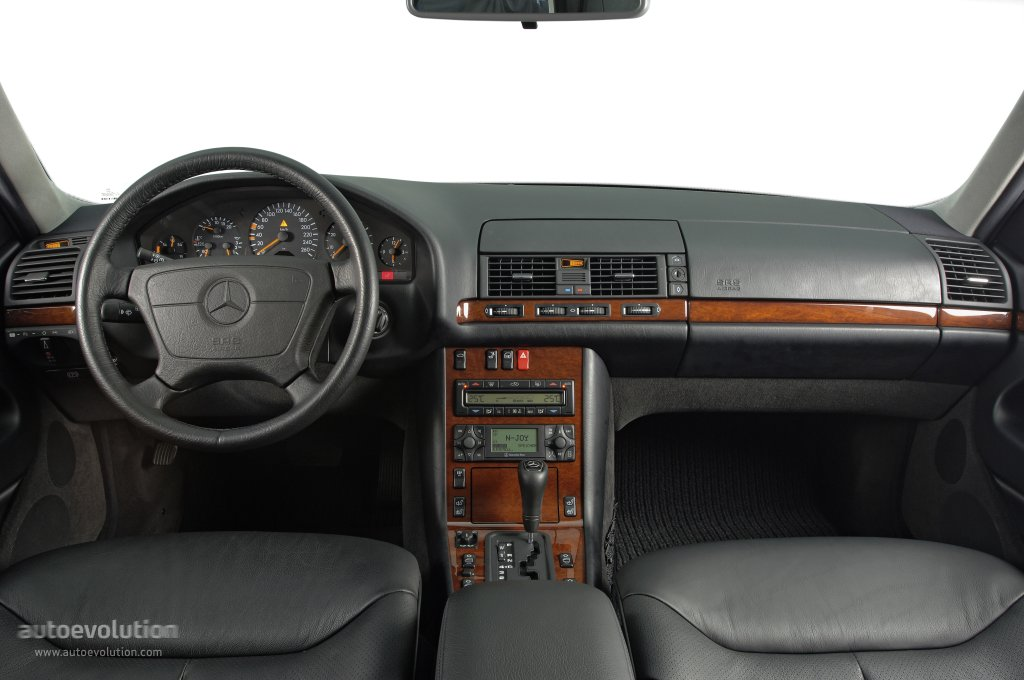 Mercedes Benz S Klasse W140 Specs Amp Photos 1995 1996
