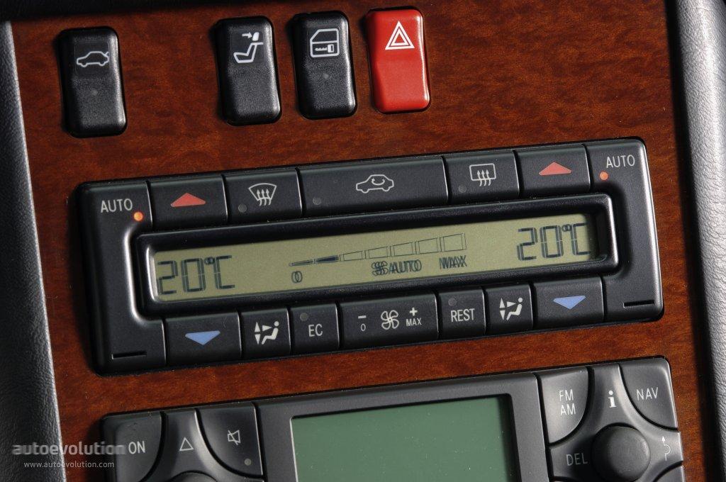 Car Safety Features >> MERCEDES BENZ S-Klasse (W140) specs & photos - 1995, 1996, 1997, 1998 - autoevolution