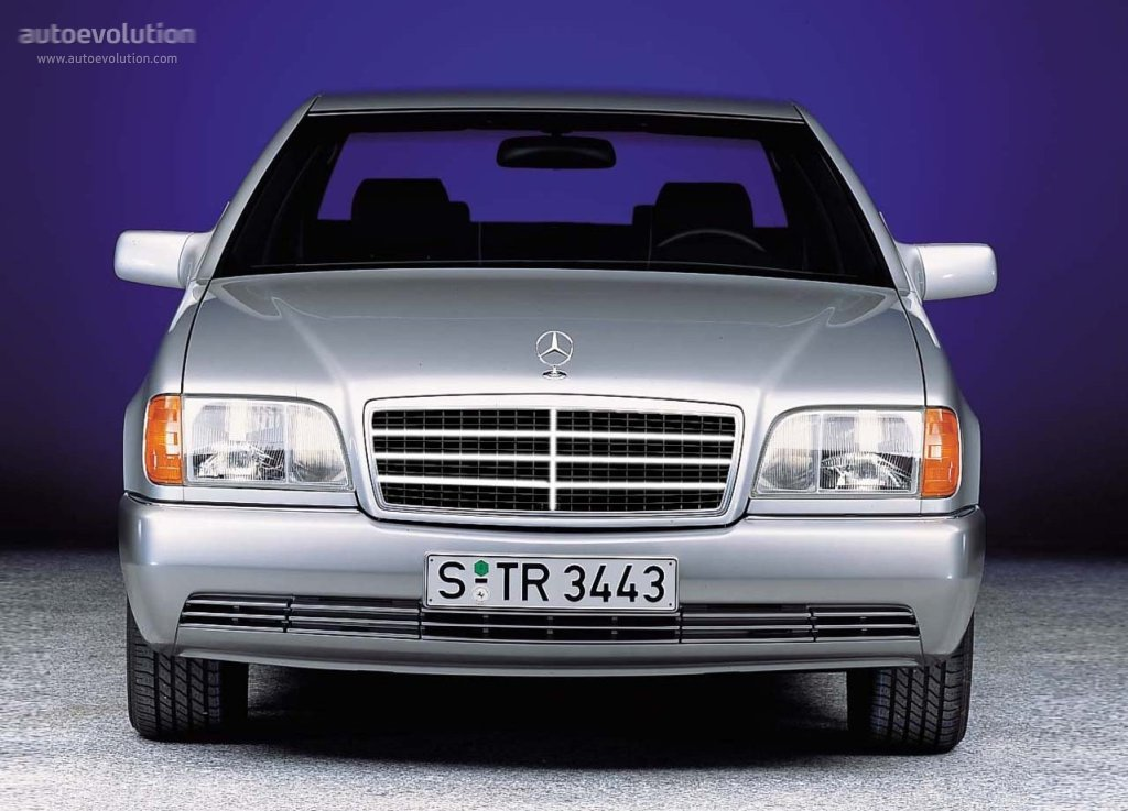 mercedes benz s klasse w140 specs photos 1991 1992. Black Bedroom Furniture Sets. Home Design Ideas