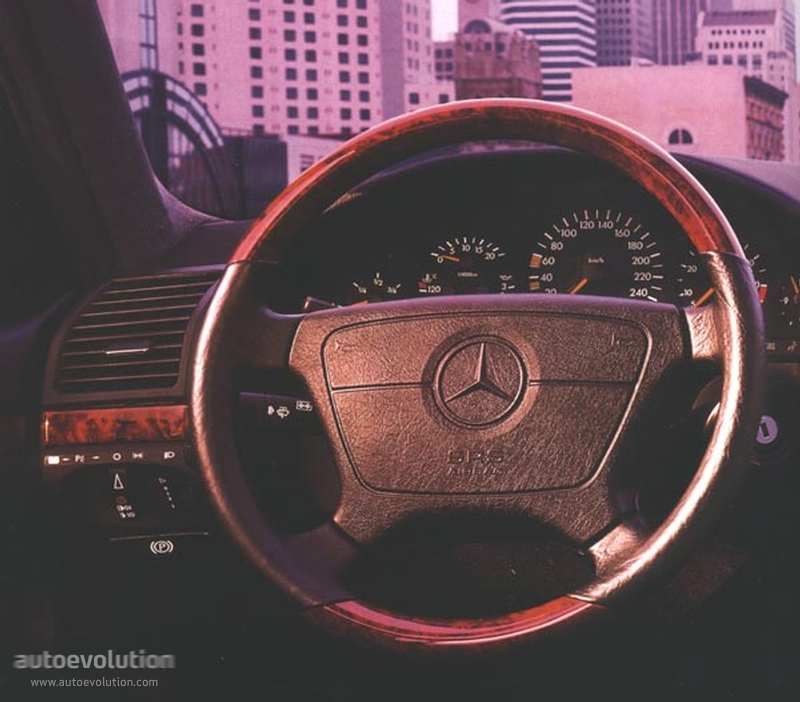 1993 Mercedes Benz 300 Se Camshaft: MERCEDES BENZ S-Klasse (W140) Specs & Photos