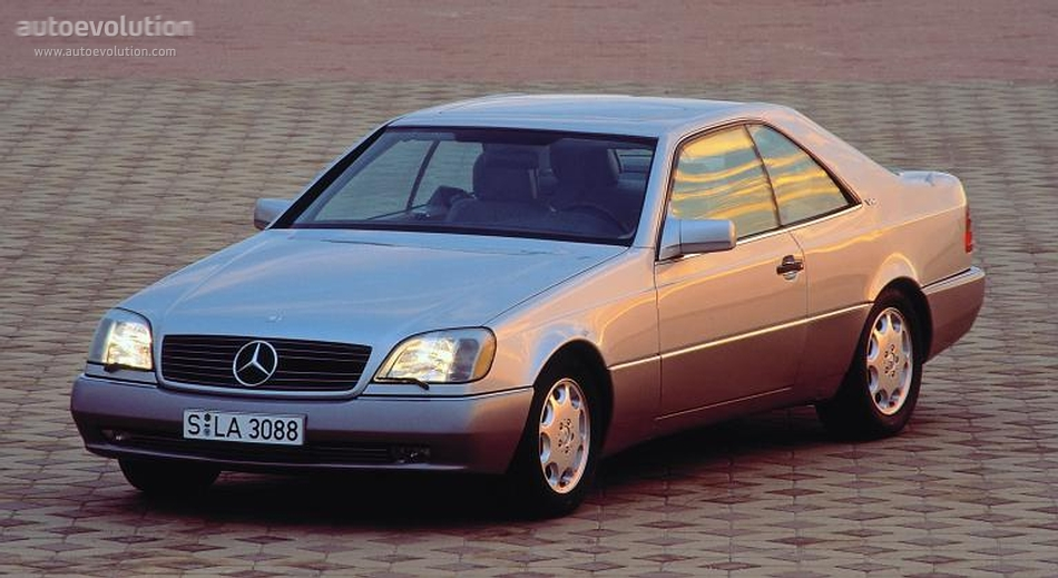 mercedes benz s klasse coupe c140 specs 1992 1993 1994 1995 1996 autoevolution. Black Bedroom Furniture Sets. Home Design Ideas