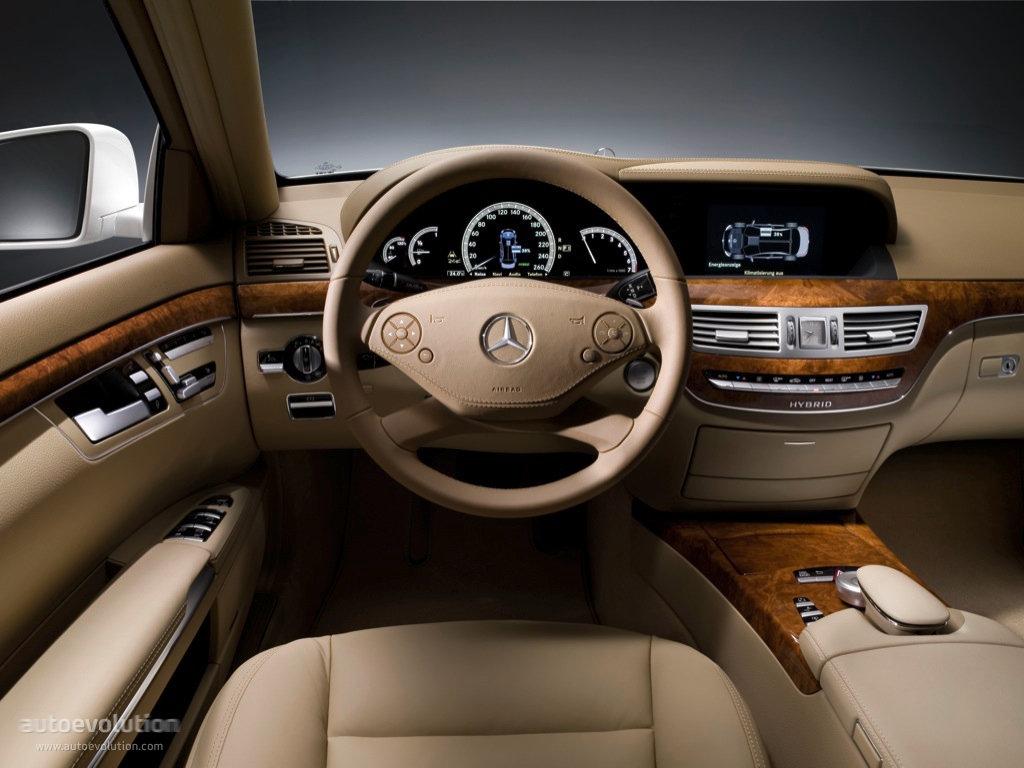 Mercedes Benz S Klasse W221 2009 2010 2011 2012