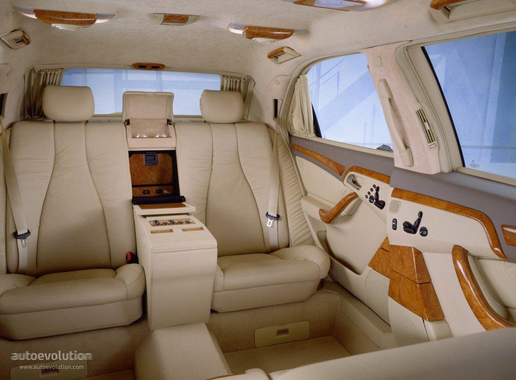 mercedes benz s klasse pullman v220 2001 2002. Black Bedroom Furniture Sets. Home Design Ideas