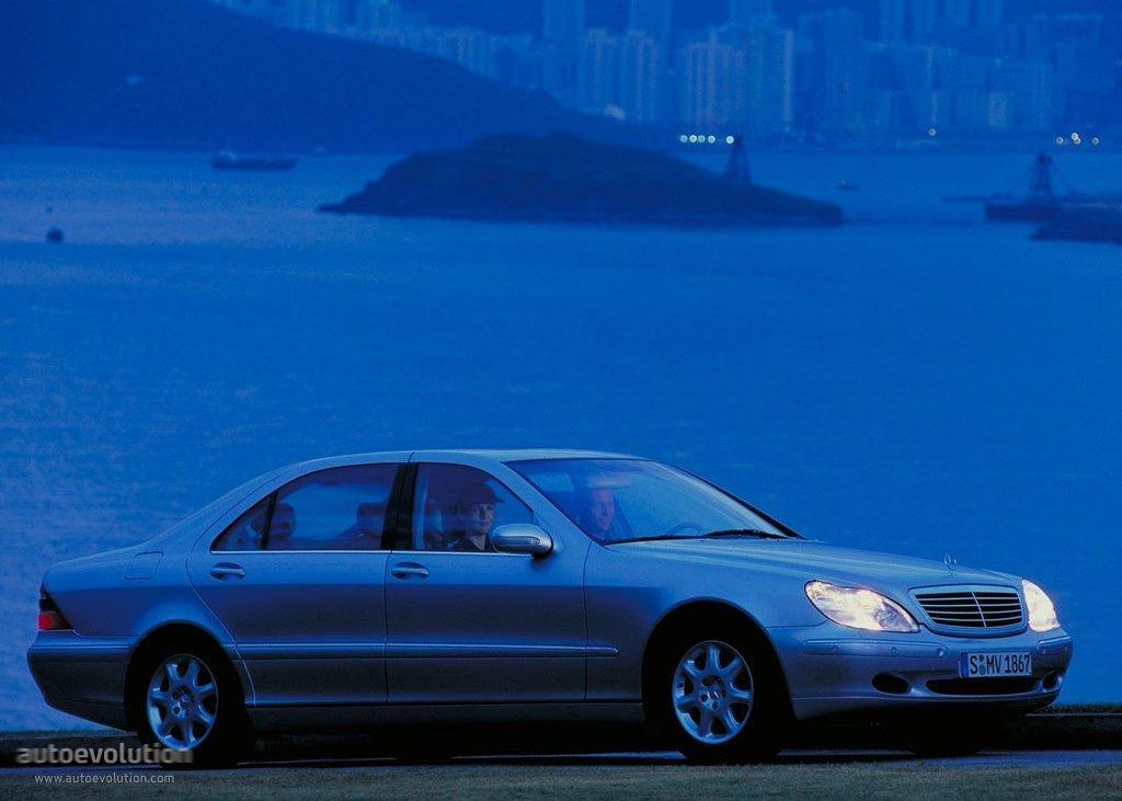 mercedes benz s-klasse  w220  specs  u0026 photos - 1998  1999  2000  2001  2002