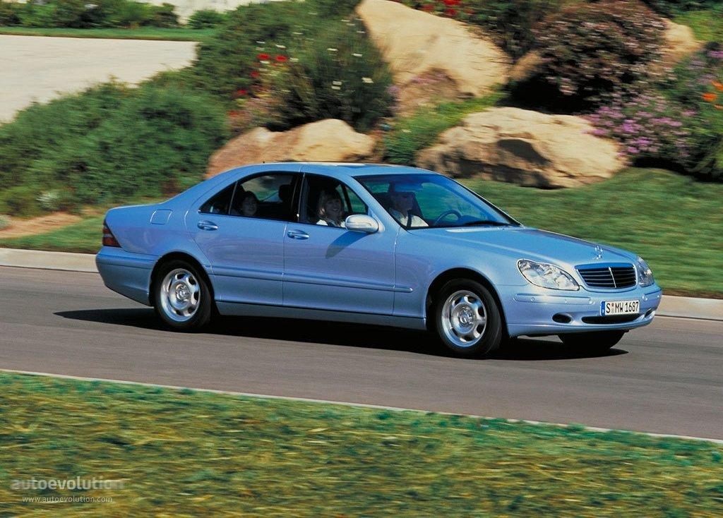 Mercedes Benz S Klasse W220 Specs 1998 1999 2000