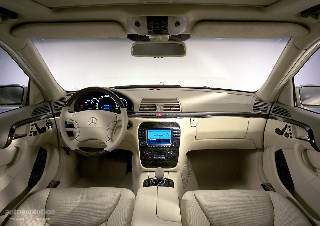 Once Driven Reviews >> MERCEDES BENZ S-Klasse (W220) - 2002, 2003, 2004, 2005 ...