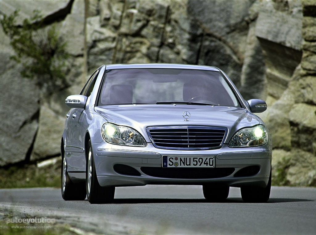 Once Driven Reviews >> MERCEDES BENZ S-Klasse (W220) - 2002, 2003, 2004, 2005 - autoevolution