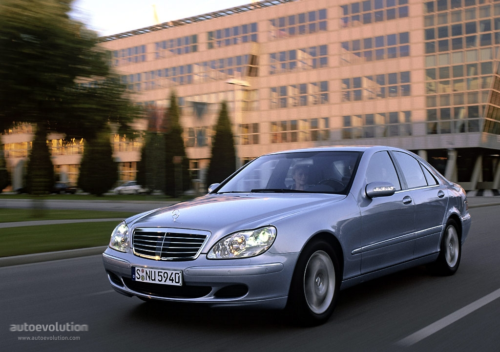 S Class Coupe >> MERCEDES BENZ S-Klasse (W220) specs & photos - 2002, 2003, 2004, 2005 - autoevolution
