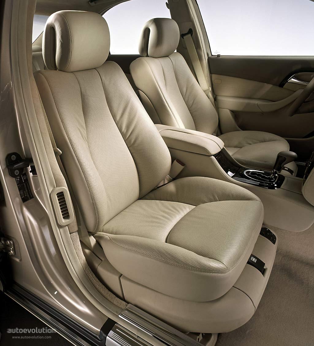 Mercedes Benz S Klasse W220 2002 2003 2004 2005