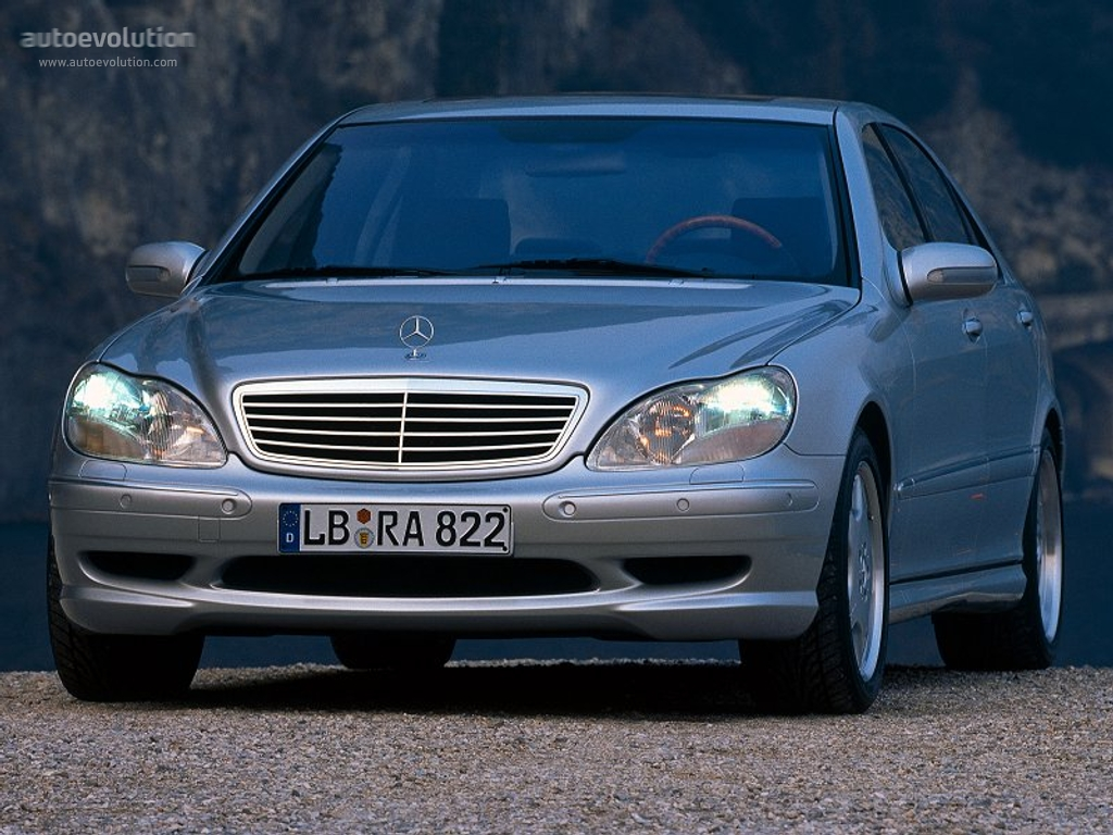 Mercedes benz s 55 amg w220 specs 1999 2000 2001 for Mercedes benz specs