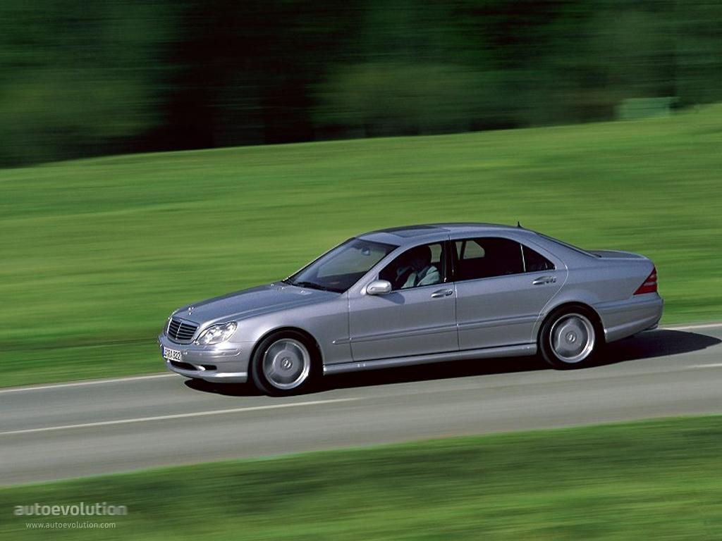 Mercedes benz s 55 amg w220 specs 1999 2000 2001 2002 mercedes benz s 55 amg w220 1999 2002 publicscrutiny Images