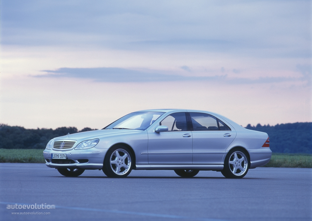 Mercedes Benz S Class Parts